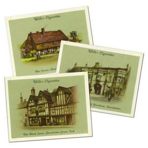 Old Inns - A Series of 40 (40) Wills 1936