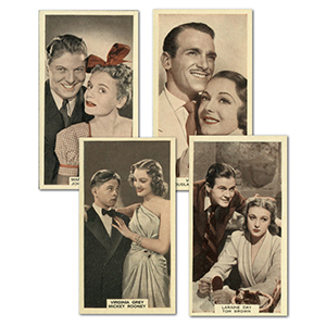 Film Favourites - Third Series (100) A. & M. Wix 1939