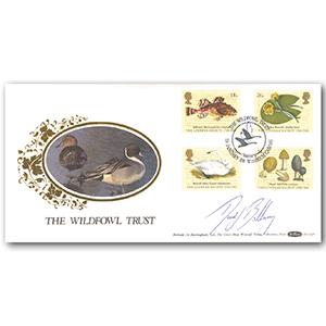 1998 Linnean Society, The Wildfowl Trust - Signed David Bellamy