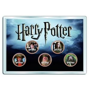 Harry Potter - The Heroes Coin Collection
