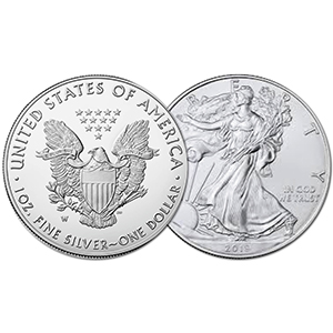 2019 Silver 1oz American Eagle