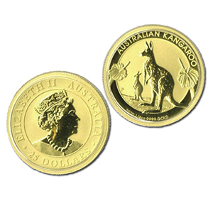 2020 Quarter oz Gold Australian Nugget