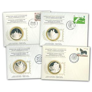 International Society of Postmasters FDC Collection