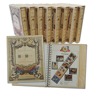SG 1981 Royal Wedding Collection