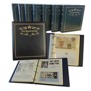 The Royal Family Collection - 7 albums