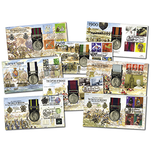 Medal FDC Collection (60)