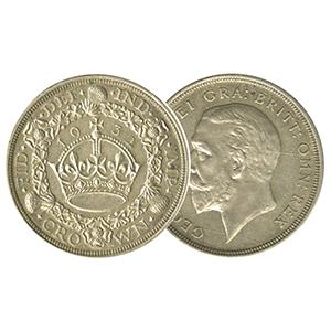 1932 Crown Coin
