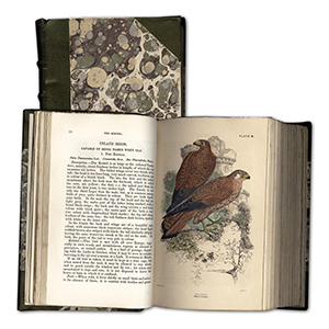 Cage & Chamber Birds (1853) by Bechstein - First Edition