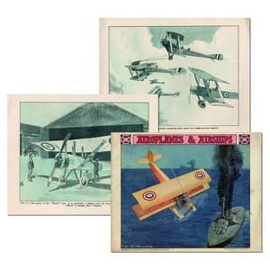 Aeroplanes & Airships by H.R. Millard