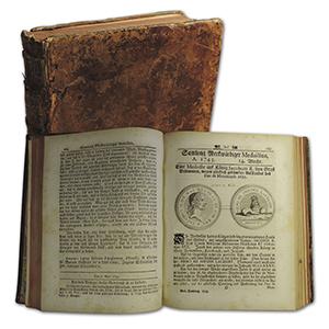 1743 German Medal Yearbook