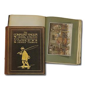 The Complete Angler by Izaak Walton - Limited Edition