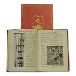 The History of the Great War - 14 Volumes