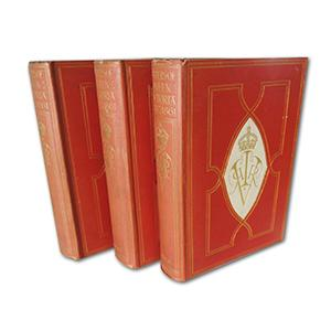 Letters Of Queen Victoria 1837 - 1861 - 3 Volumes