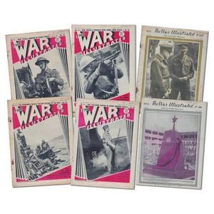 The War Illustrated - Magazine