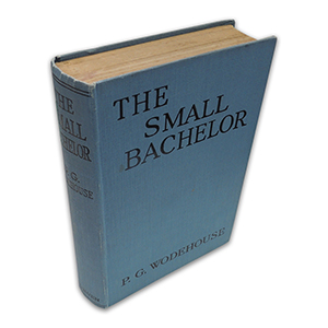P G Wodehouse The Small Bachelor 1927 First Edition