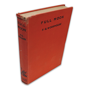 P G Wodehouse Full Moon 1947 First Edition