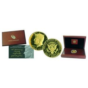 2014 Kennedy Half Dollar Gold Coin