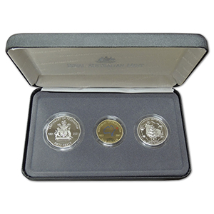 2001 Norfolk Island Proof Set