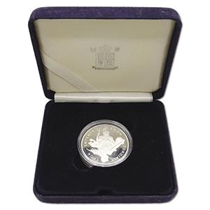 2004 Entente Cordiale £5 Silver Proof coin
