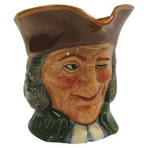 Royal Doulton - Character Jug -  Vicar of Bray