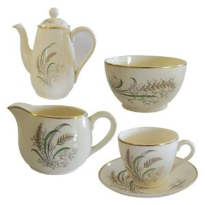 Spode Coffee Set