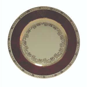 Crown Ducal Porcelain Side Plates - Set of 6