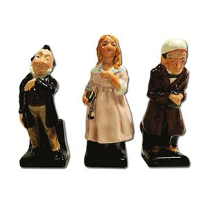 Royal Doulton Dickens Figures - Set of 24