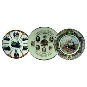 3 Great Western Railway plates