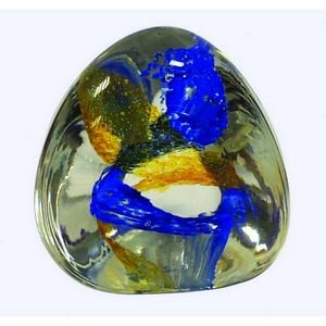 Caithness Pebble Paperweight
