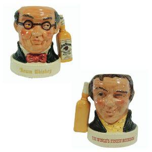 Royal Doulton Pick-Kwik Character Jug - Mr Pickwick