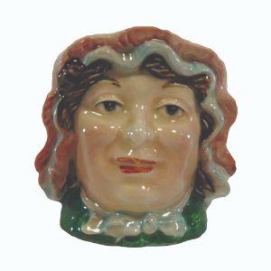Beswick England Character Pot -  Mrs. Varden 1205