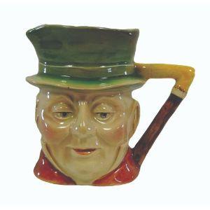 Beswick England Character Jug -  Mr Micawber 674