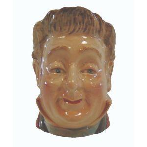 Beswick England Character Jug -  Seth Pecksniff 1,117