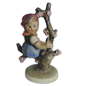 Apple Tree Girl Hummel Figurine.