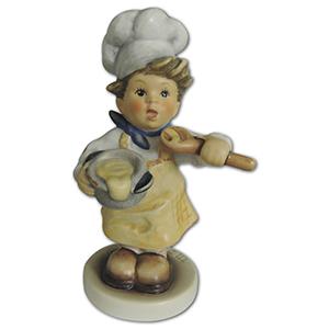 In The Kitchen Hummel Figurine.