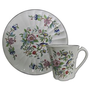 Aynsley Pembroke Plate and Mug