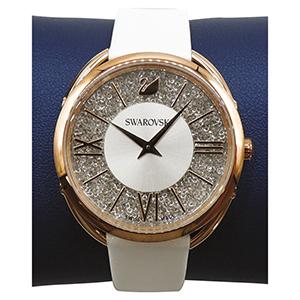 Swarovski Crystalline Glam LS White Watch 5452459