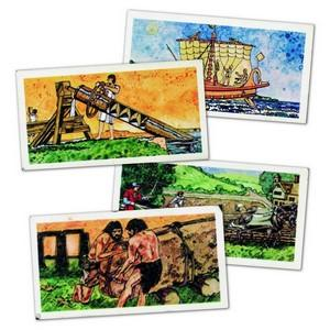 Inventors & Inventions Brooke Bond Tea Cards