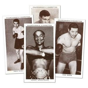 Boxing Personalities, Churchman (48/50)