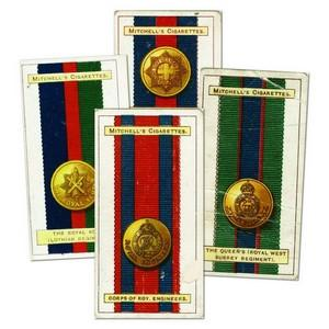 Army Ribbons & Buttons (16/25) Stephen Mitchell 1916