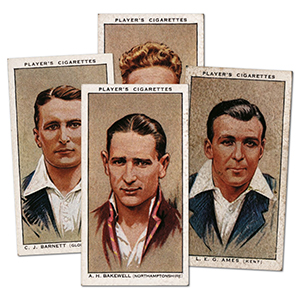 Cricketers 1934 Player's (50)