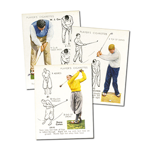 Golf - Player's (L25) 1939