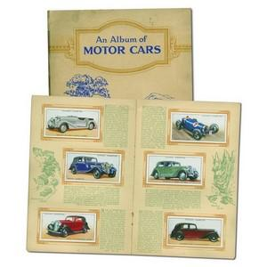 Motor Cars (48/50) Player's in Album