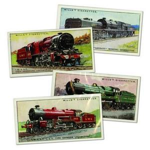Railway Locomotives (50) Wills's 1930