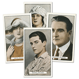 Cinema Stars (100) Gallaher 1926