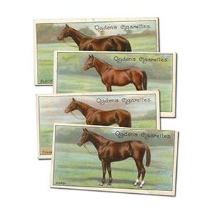 Racehorses (50) Ogden's 1907