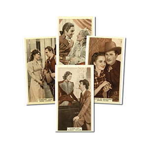 Film Favourites - Third Series (100) Wix 1939