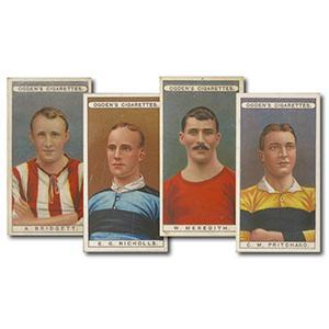 Famous Footballers - Ogden's (50)