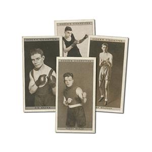 Pugilists in Action (50) Ogden's 1928
