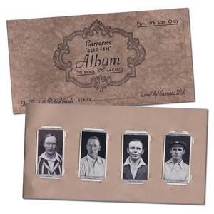 Ogdens Cricket 1926 (50) Cat £140 in album